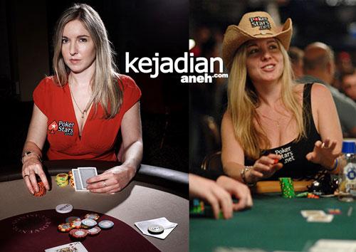 8 Pemain Poker Cantik Terbaik Dunia