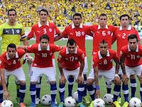 Daftar Skuad Pemain Timnas Chile 2018 Terbaru