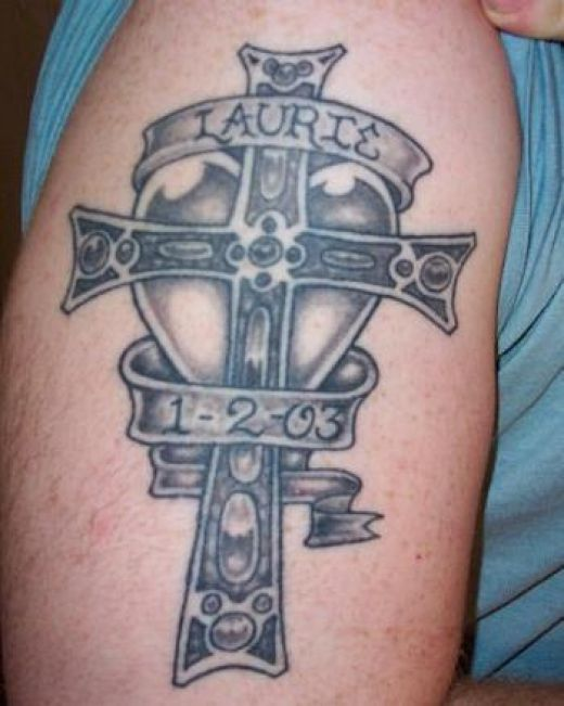 Cross Tattoo Designs For Men - Tattoos Art