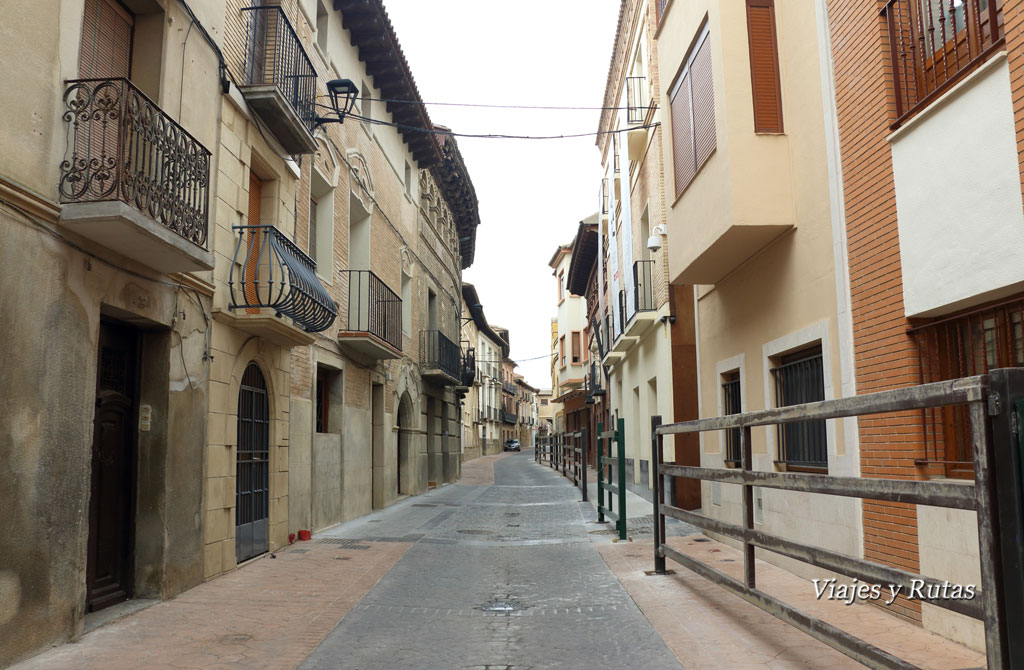 Casas de Ejea de los Caballeros, Zaragoza