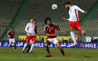 موعد مباراة مصر وتونس عقب الإعلان الرسمي من الاتحاد الأفريقي