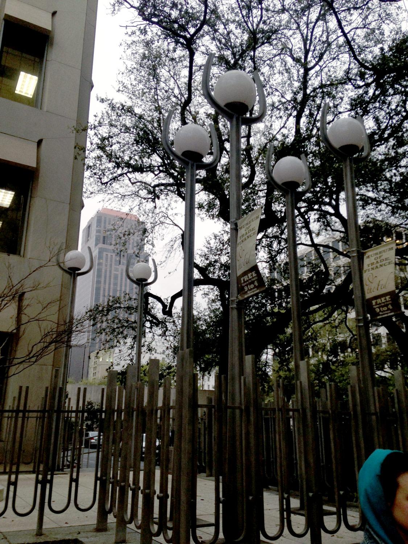 Twin city sidewalks twin city lamp posts 8 new orleans la aloadofball Gallery