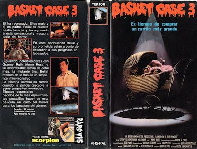 Basket Case 3 - 1991 - Frank Henenlotter