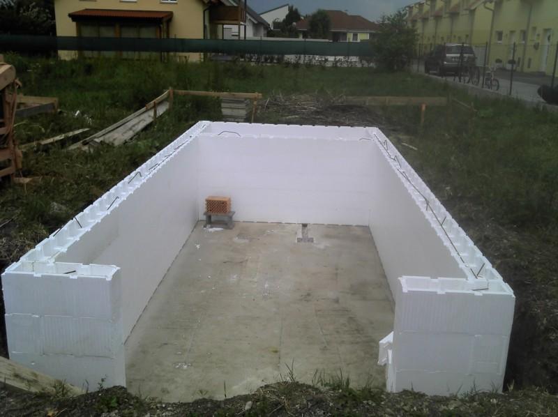 Hausbau Das Tor Zur Holle Juni 2011