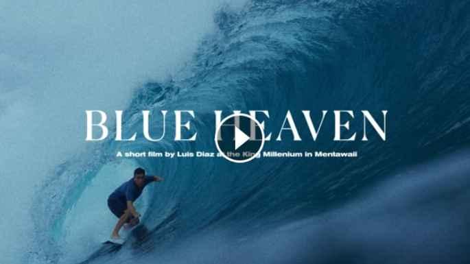 Luis Diaz - Blue Heaven Mentawaii 2018