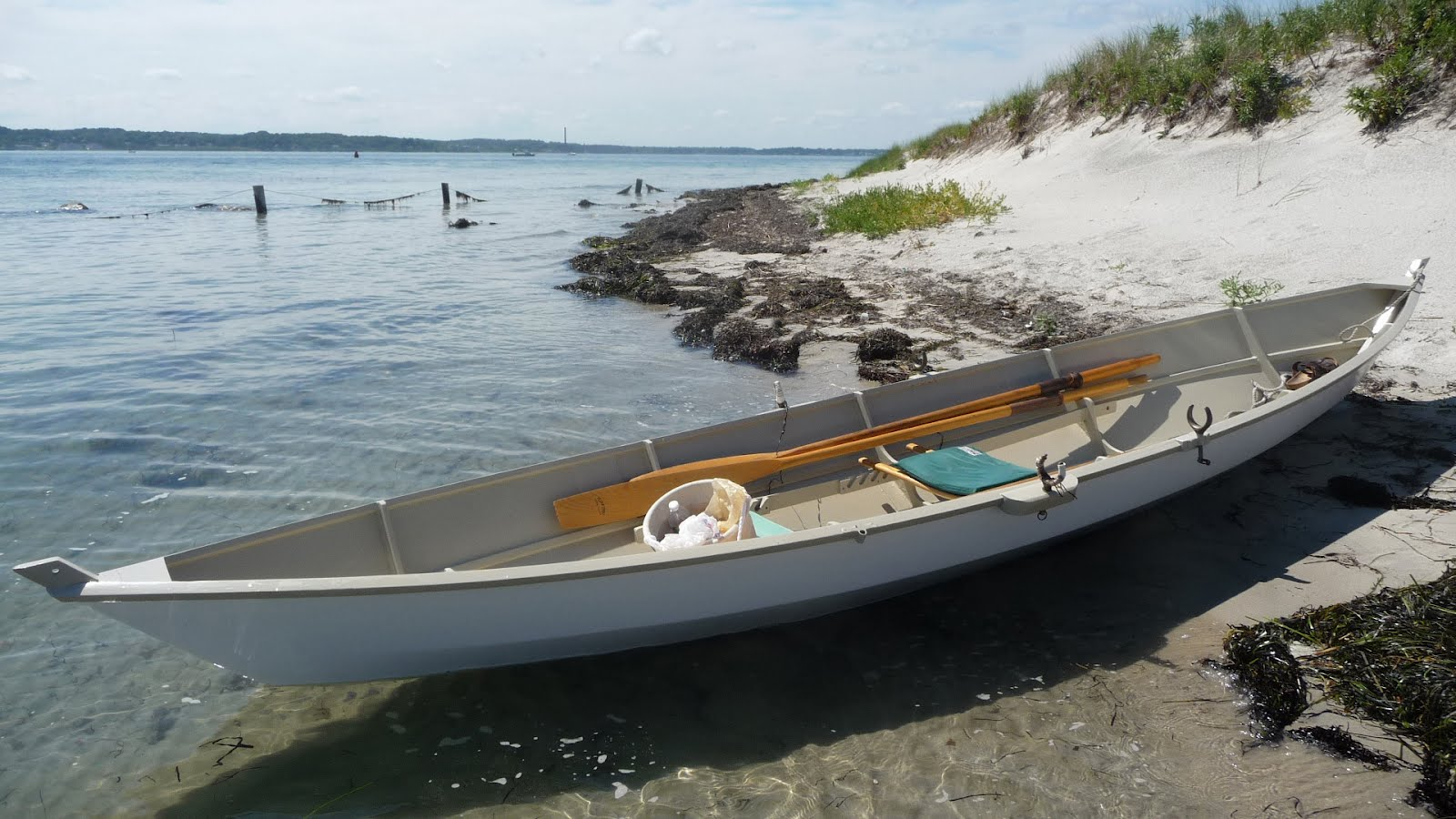 Timotty: Free access Build a sailing dory