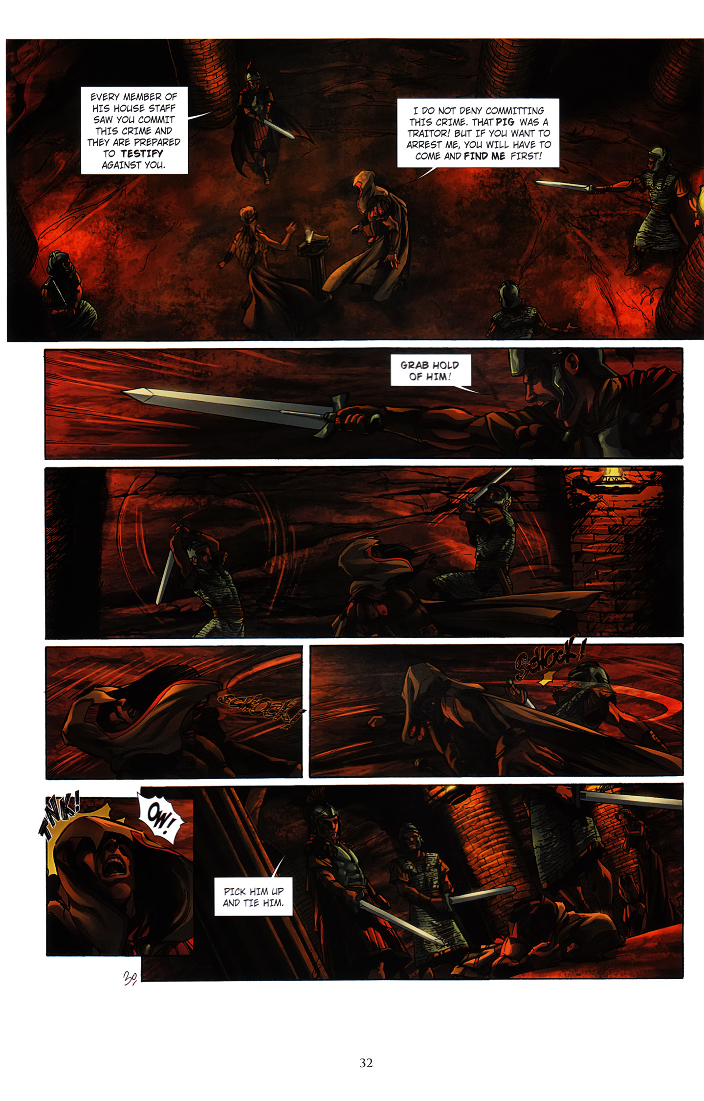 Read online Assassin's Creed (2012) comic -  Issue #3 - 36