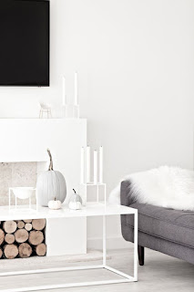 dekorace obývací pokoj