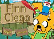 Hora de aventura: Finn Ciego juego