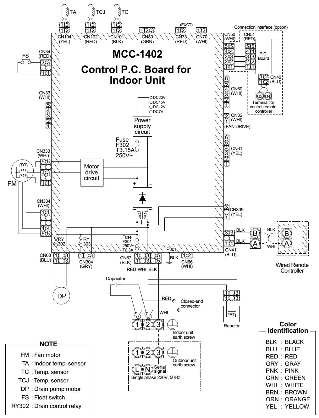 Air Conditioner Capacitor Wiring Cat Radio Wire Diagram