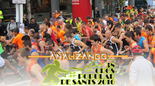 Analizando 38ª Cros Popular de Sants