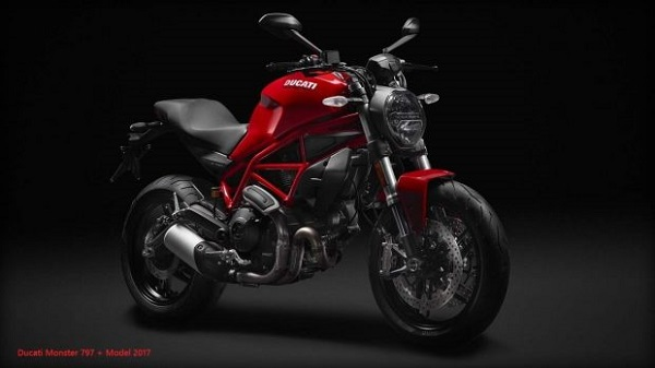Ducati Monster 797 + Model Record Sales 2017