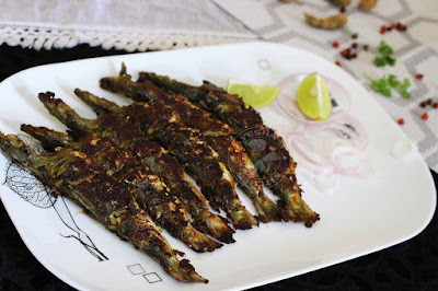 green masala fish fry green fish fry kerala style sardines fry mathi fry pachakurumulaku fish fry pachapulinga fish fry fried fish recipes healthy no oil fish fry