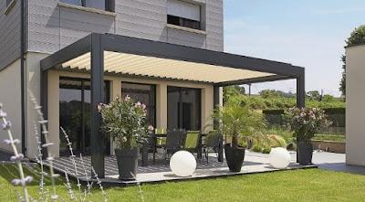 model tera rumah minimalis