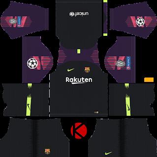 fc-barcelona-nike-kits-2018-19-dream-league-soccer-%2528goalkeeper-home%2529-ucl