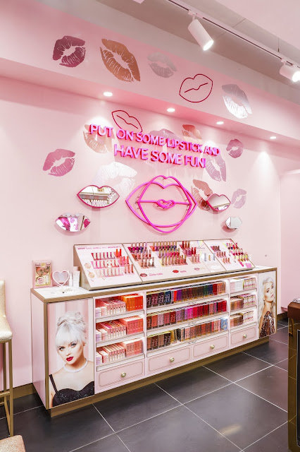 Too Faced NEW Bluewater Store