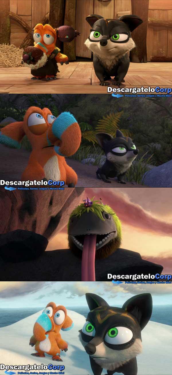 Uuups! El Arca nos Dejo HD 720p Latino