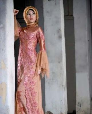 Model Jilbab Modern Untuk Kebaya Terbaru