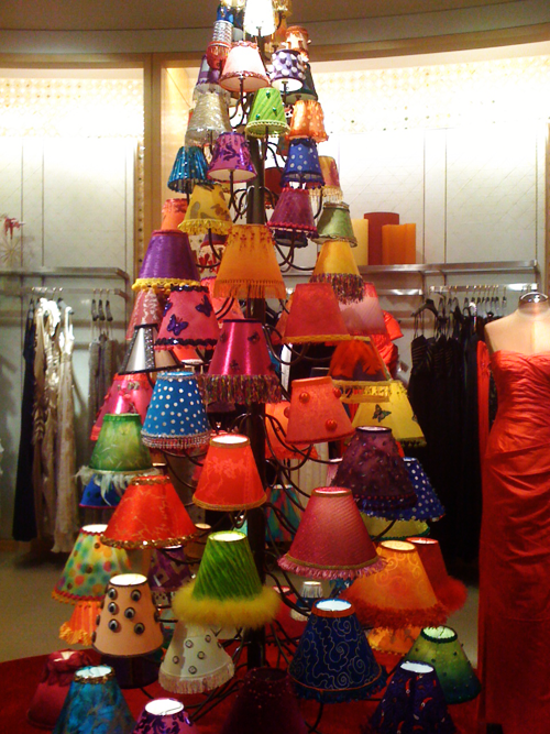 The Art Of Up-Cycling: Eco Friendly Christmas Trees ...