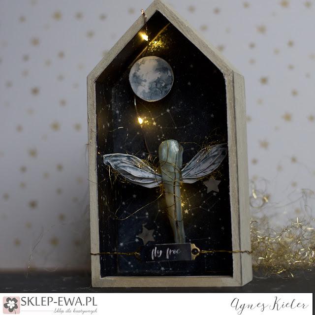 Home decor z kolekcją New Moon