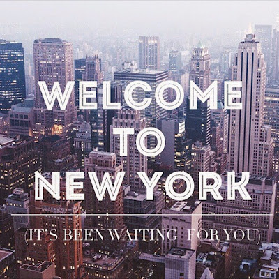 Taylor Swift album 1989 Welcome to New York