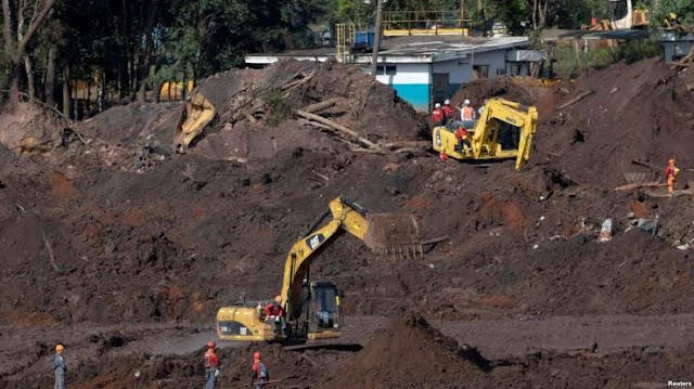 More than 90 Brazilians Still Missing 2 Months After Dam Collapse
