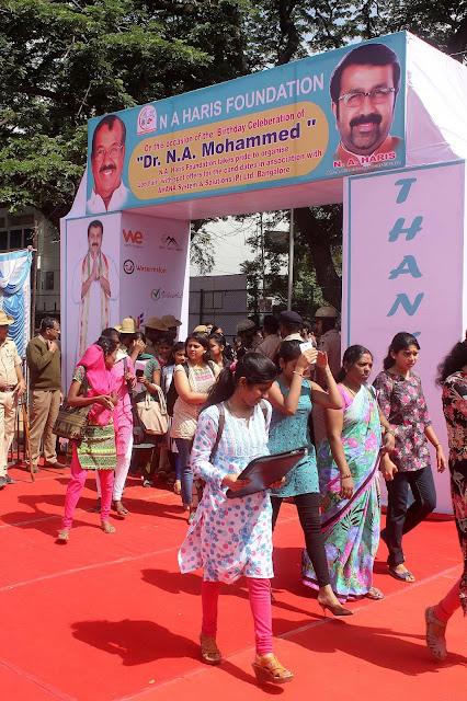 N A Haris Foundation Job Fair Concludes by Providing 1116 jobs