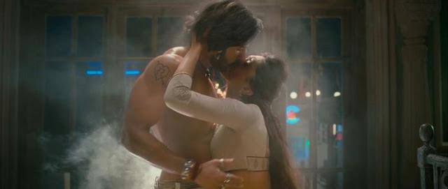 Ranveer Singh says Deepika Padukone is the Best Kisser