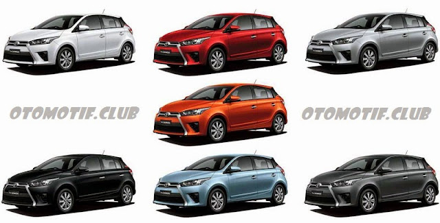 Gambar Toyota All-New Yaris