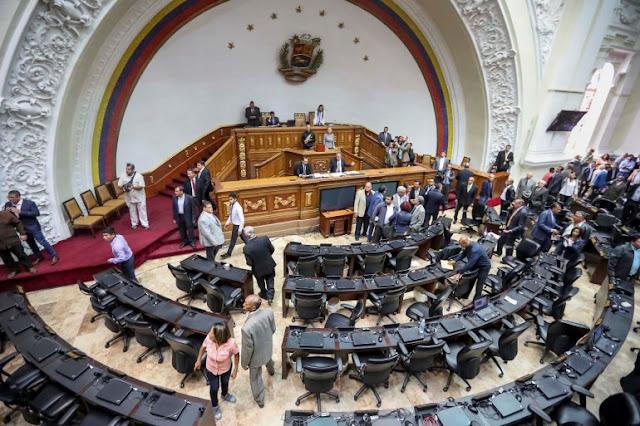 """VENEZUELA: Asamblea Nacional de Venezuela aprobó declarar al """"Estado promotor del terrorismo"""""""