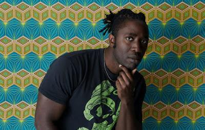 Kele Okereke Picture