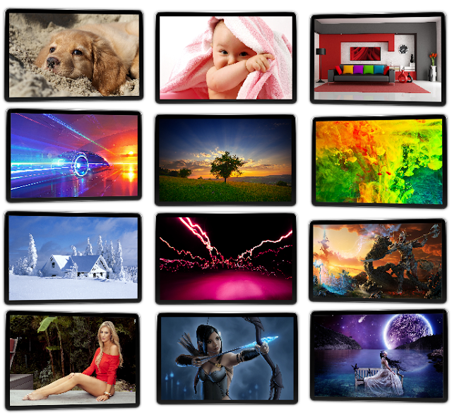 Wallpapers variados HD - Pack 49 [Zippyshare]