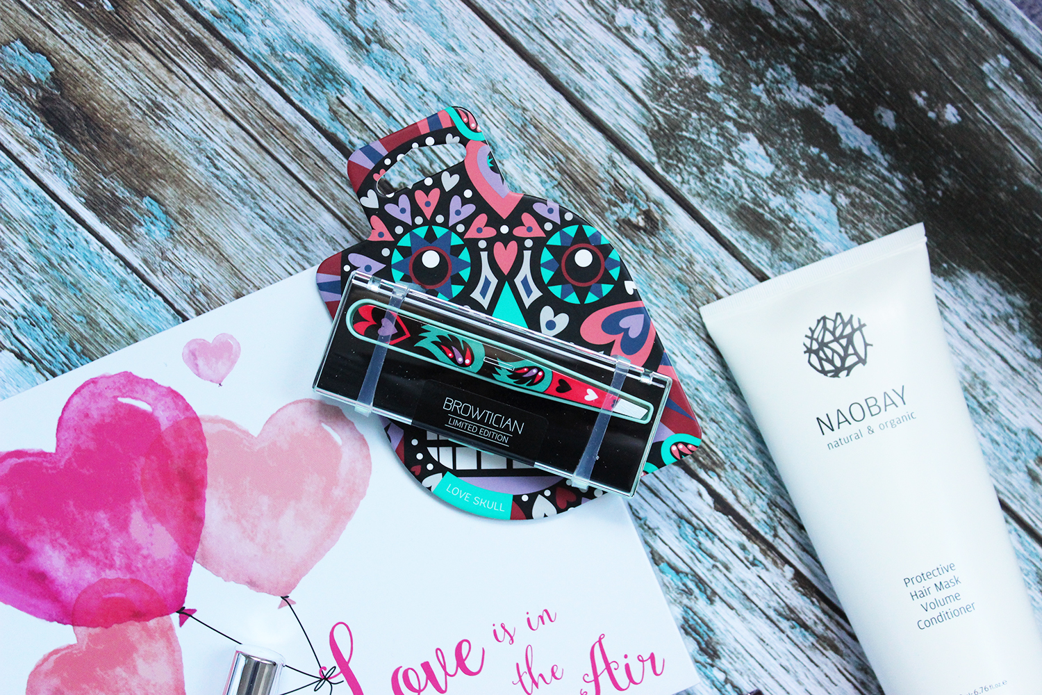 Glossybox UK February 2016 review and contents