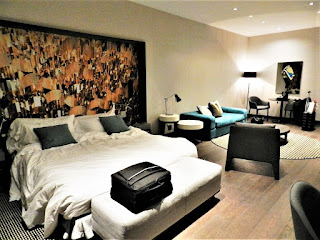 Suite DUPARC contemporary suites