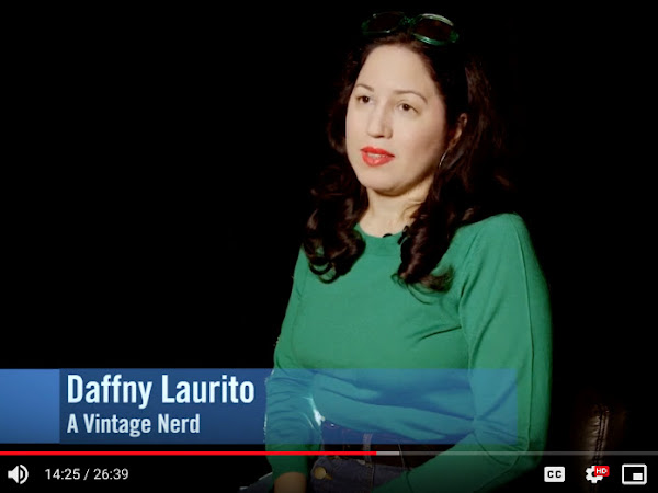 Be Inspired: A Vintage Nerd on Disability & Fashion Via CUNY-TV