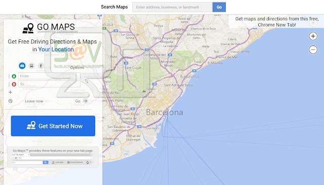 Go Maps Extension
