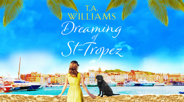 dreaming-of-st-tropez, ta-williams, book
