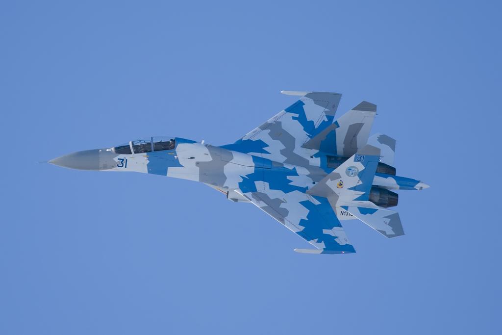 Постачання українських військових літаків до США