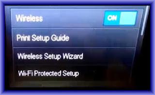 HP OfficeJet 5740 Wireless Setup