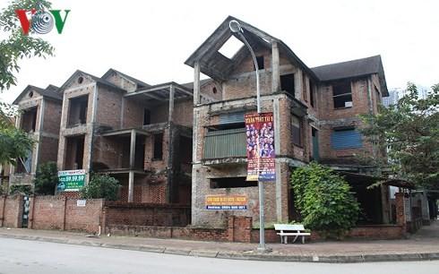 Nhà ở bỏ hoang