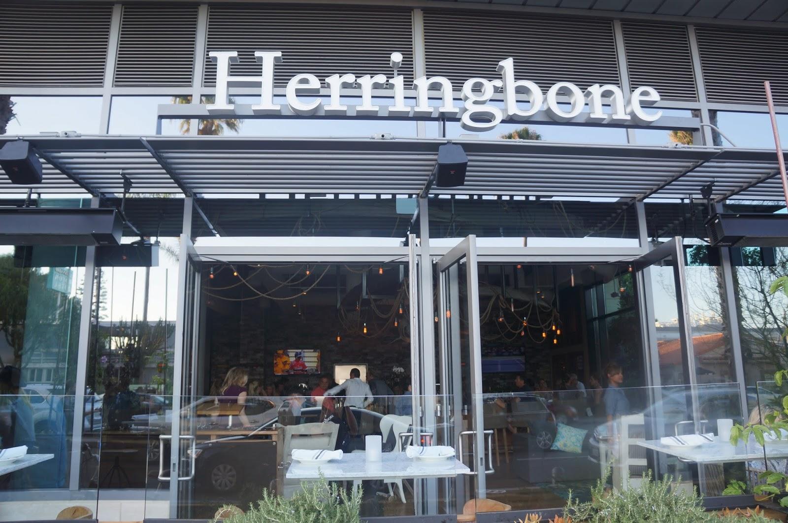 The Latest Addition To His Repertoire Is New Herringbone In Santa Monica