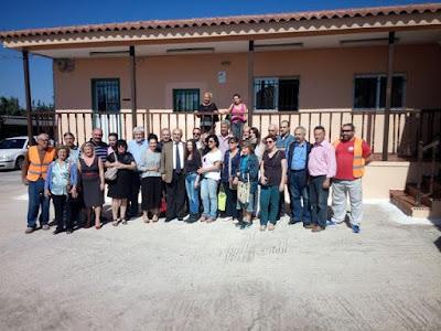 Πρωτοποριακή δομή για την Ελλάδα Το Διαδημοτικό Κέντρο Περίθαλψης Αδέσποτων Ζώων (ΔΙΚΕΠΑΖ) στο Σχιστό Περάματος