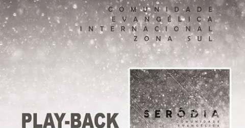 ZONA SUL INTERNACIONAL DA BAIXAR PLAY-BACK CONFIAREI DA COMUNIDADE