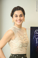 Taapsee Pannu in transparent top at Anando hma theatrical trailer launch ~  Exclusive 043.JPG