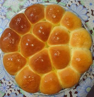 Resepi Roti Manis Mudah Sukatan Cawan