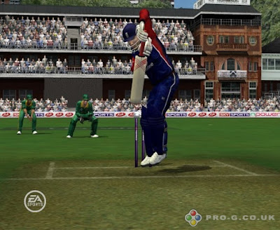 EA Sports Cricket 07 Free For PC