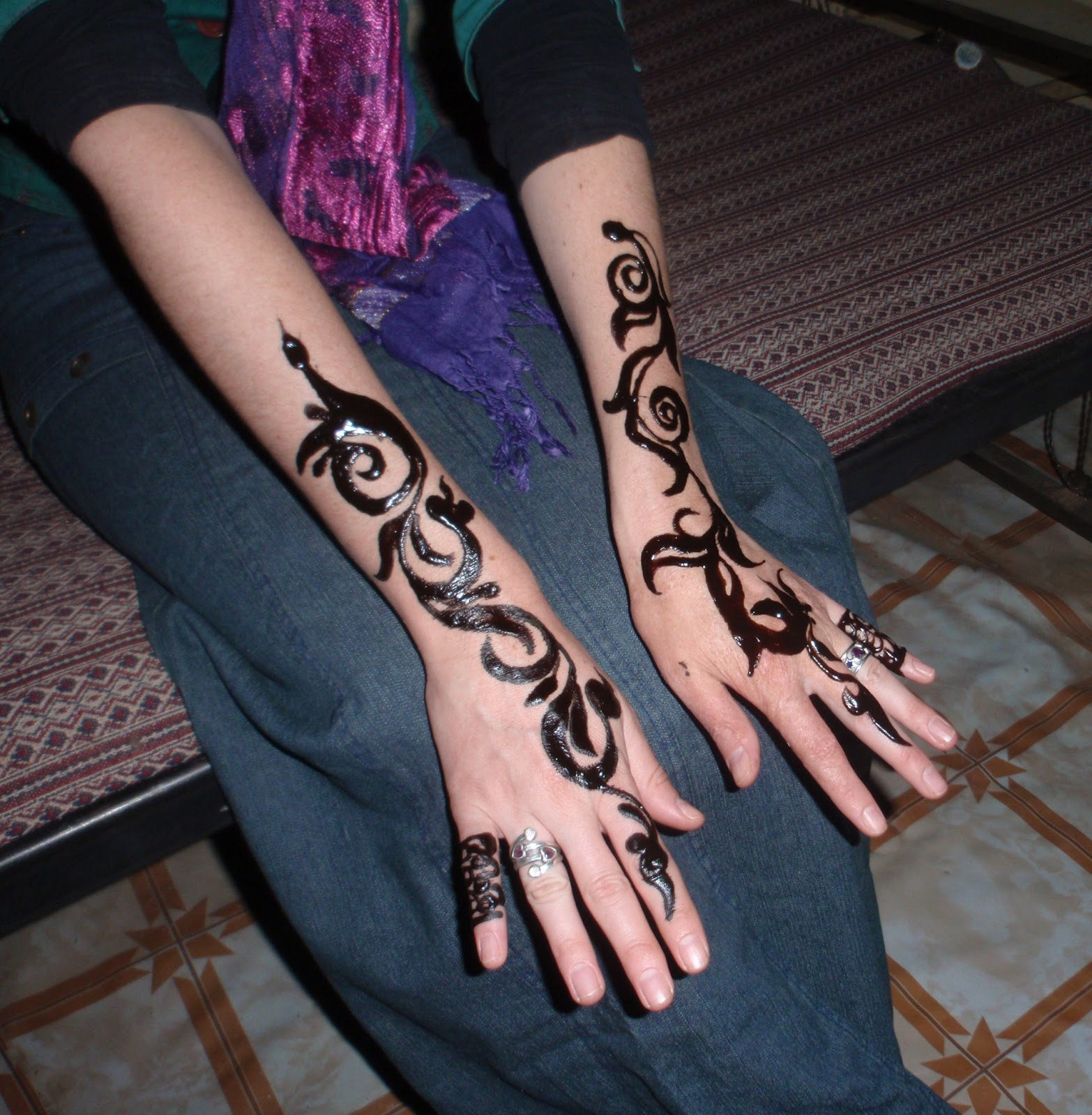 Sudanese Henna: Detours In Sudan: No Perfume For Single Ladies