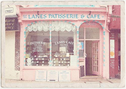 Vintage Craft Shop Names