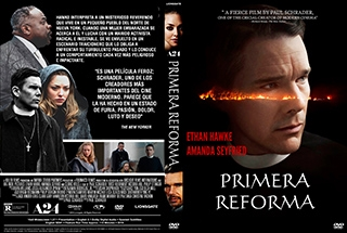 First Reformed - Primera Reforma