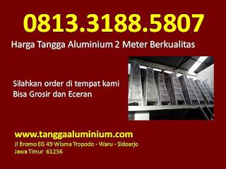 harga tangga aluminium 2 meter berkualitas